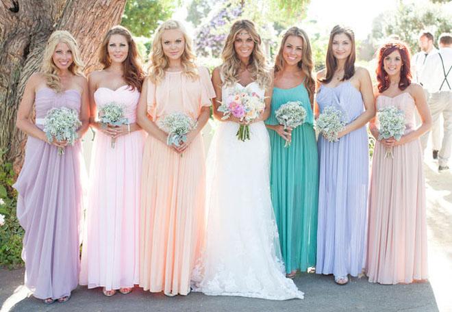 Платье для свидетельницы свадьбу