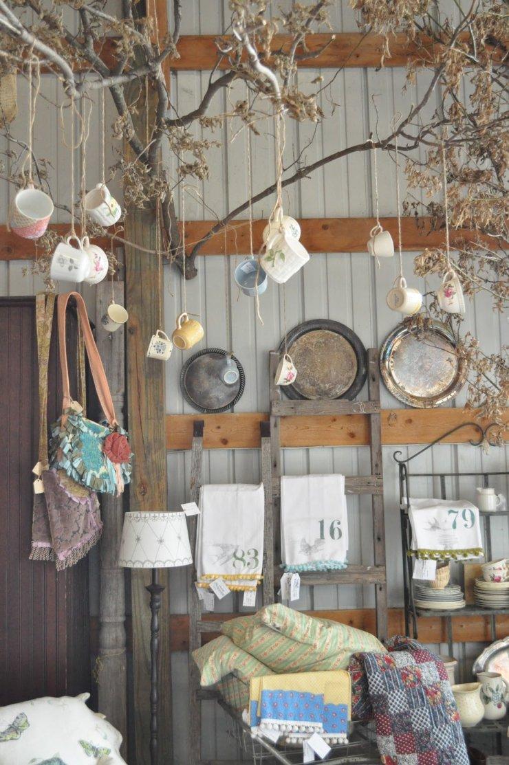 Декор для деревенского стиля - Декорирование цветочных горшков своими руками: яркие