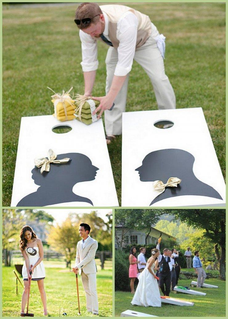Конкурсы для свадебной прогулки
