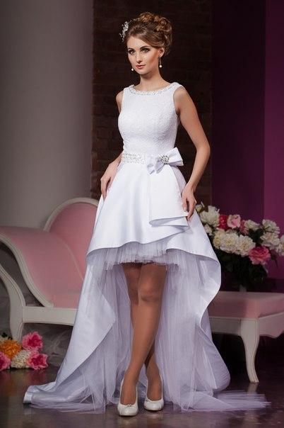 Сшить платье с ассиметричной юбкой