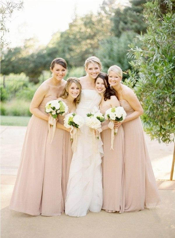 Платья подружек невесты - The-wedding.ru 6736761b7e947