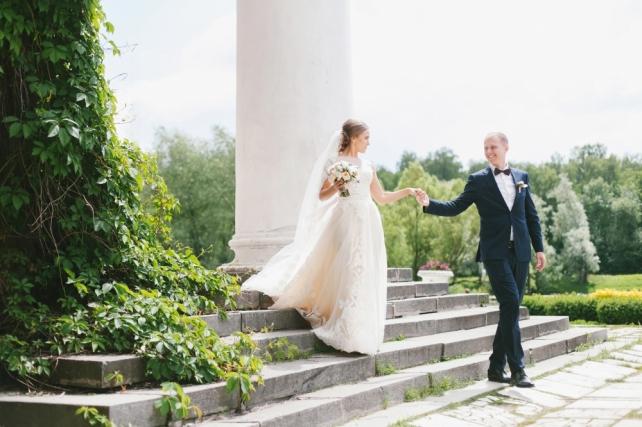 Фото свадьбы алексея волкова
