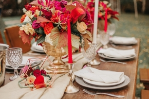 Bohemian Gypset Wedding