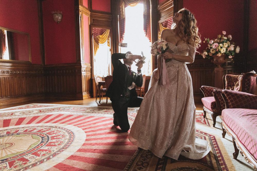 фотосессия в старинных платьях москва официальной