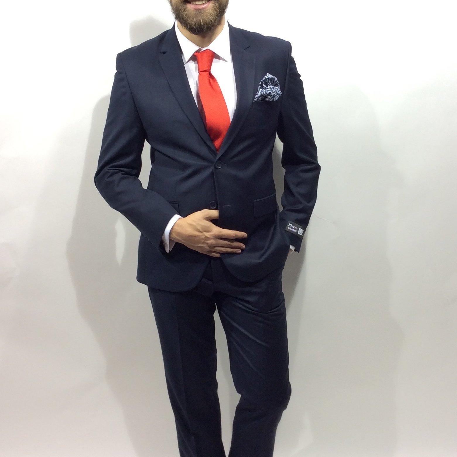Галстук к синему костюму на свадьбу фото