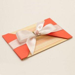 Мастер-класс для гостей: конверт для денег своими руками