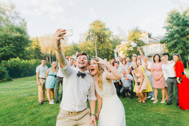 Конкурсы для праздника свадьбы на природе