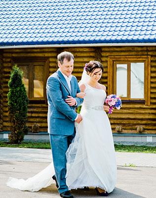 Невеста, Свадебная фотосессия