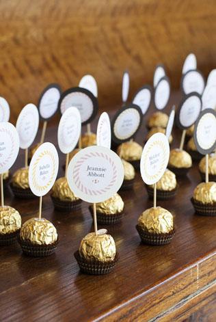Комплимент для гостей на свадьбу