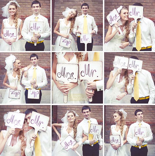 свадьба «Лимон с корицей»