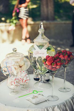свадьба в пастельных тонах, сладкий стол