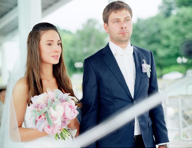 Жених и невеста, образ жениха