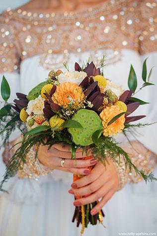 свадьба Маши и Сережи