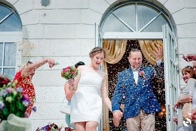 свадьба через полгода после знакомства