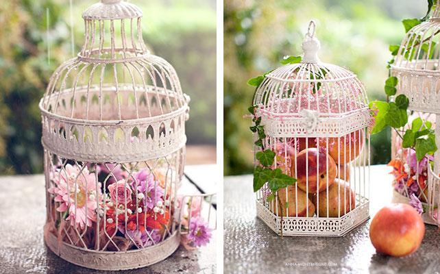 Как своими руками сделать винтажную клетку для декора свадьбы, винтажная клетка для декора свадьбы