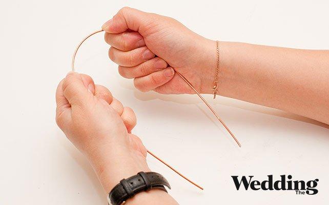 Как своими руками сделать винтажную клетку для декора свадьбы, сделать дуги для клетки