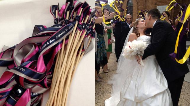 необычные свадебные аксессуары