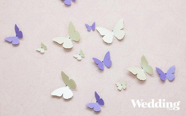 Бабочки для декора своими руками фото 383