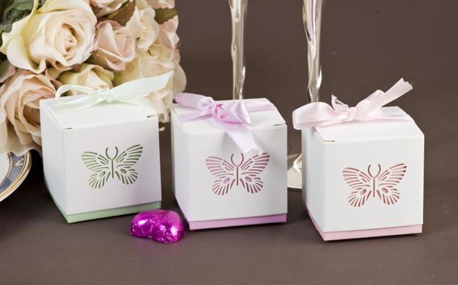 Коробочки для подарков гостям 62