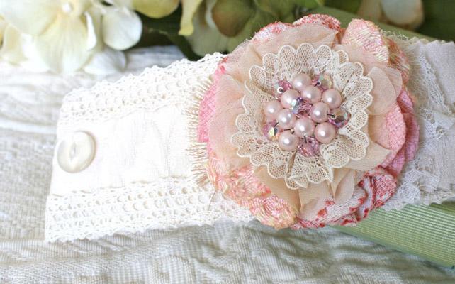 Сделать своими руками ленточки для подружек невесты