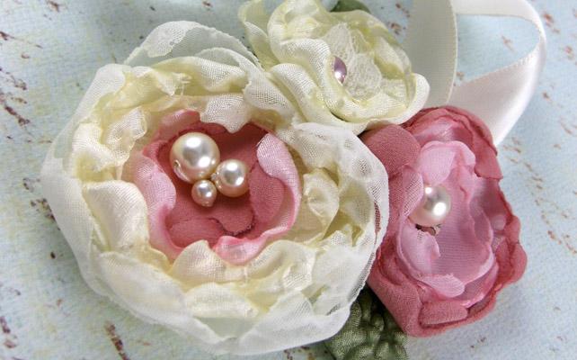 как самостоятельно сделать браслет для подружек невесты