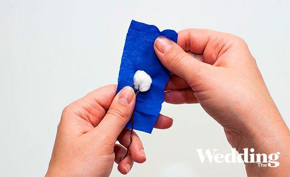 Как сделать цветок из листка бумаги