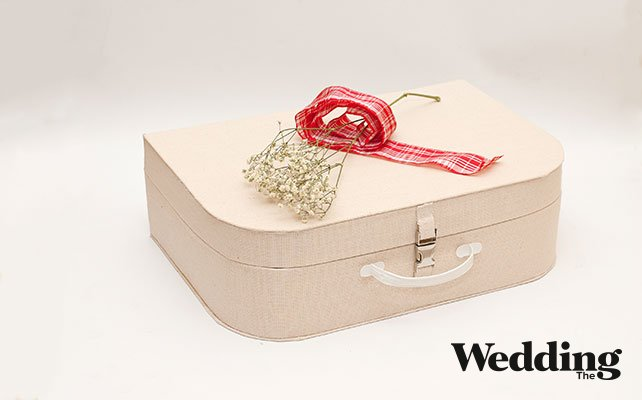 Как сделать чемодан своими руками из коробки