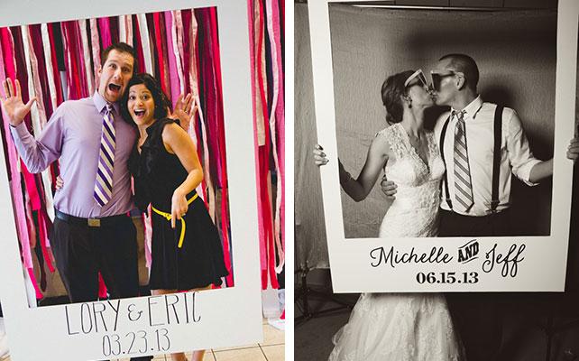 Фоторамка своими руками для свадьбы