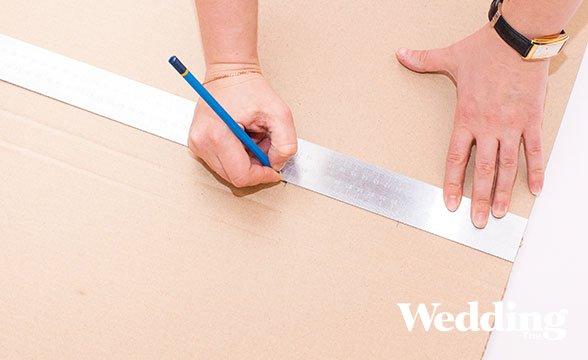 как изготовить гигантскую объёмную букву