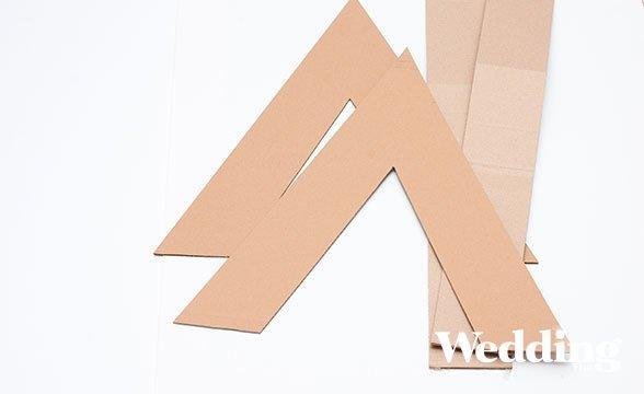 как сделать гигантскую объёмную букву