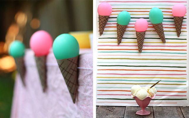 Мороженое на палочке поделка 722