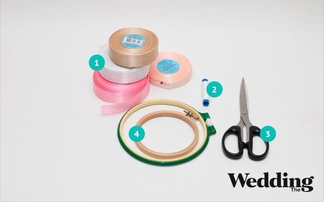 как сделать люстру из лент, материалы для изготовления