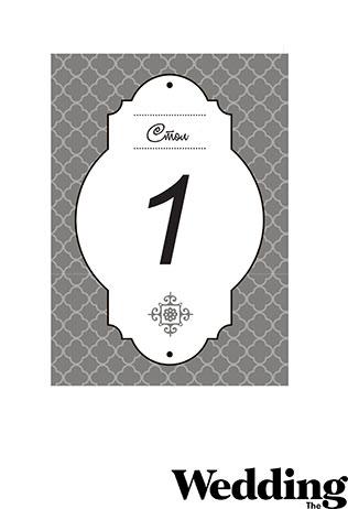 номерки для столов на свадьбу шаблоны скачать бесплатно