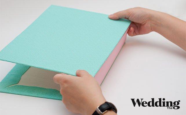 Как сделать папку невесты для хранения бумаг и материалов
