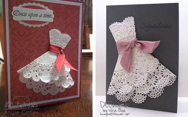 Пригласительные открытки на свадьбу своими руками