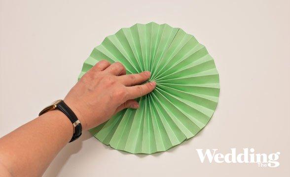 Как сделать бумажный фант